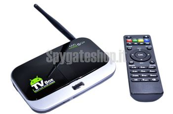 Immagine di Android Tv Box Quad-Core