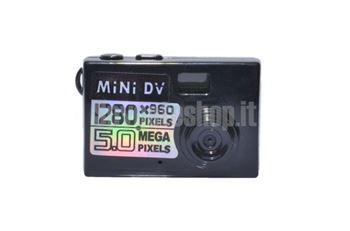 Immagine di Fotocamera - Videocamera ultra miniaturizzata