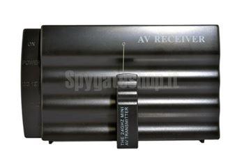 Immagine di Mini trasmettitore audio video con ricevitore
