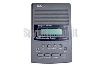 Immagine di Sistema per ascolto e intercettazione telefonica