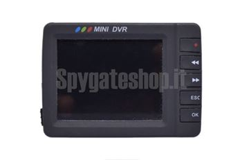 Immagine di Micro dvr con monitor e microcamera
