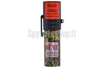 Immagine di Spray antiaggressione al peperoncino