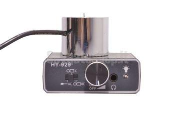 Immagine di Microfono da muro con registratore e sonda multipla