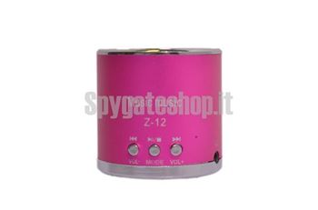 Immagine di Mini speaker portatile