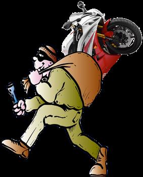 Immagine di Antifurto moto e scooter