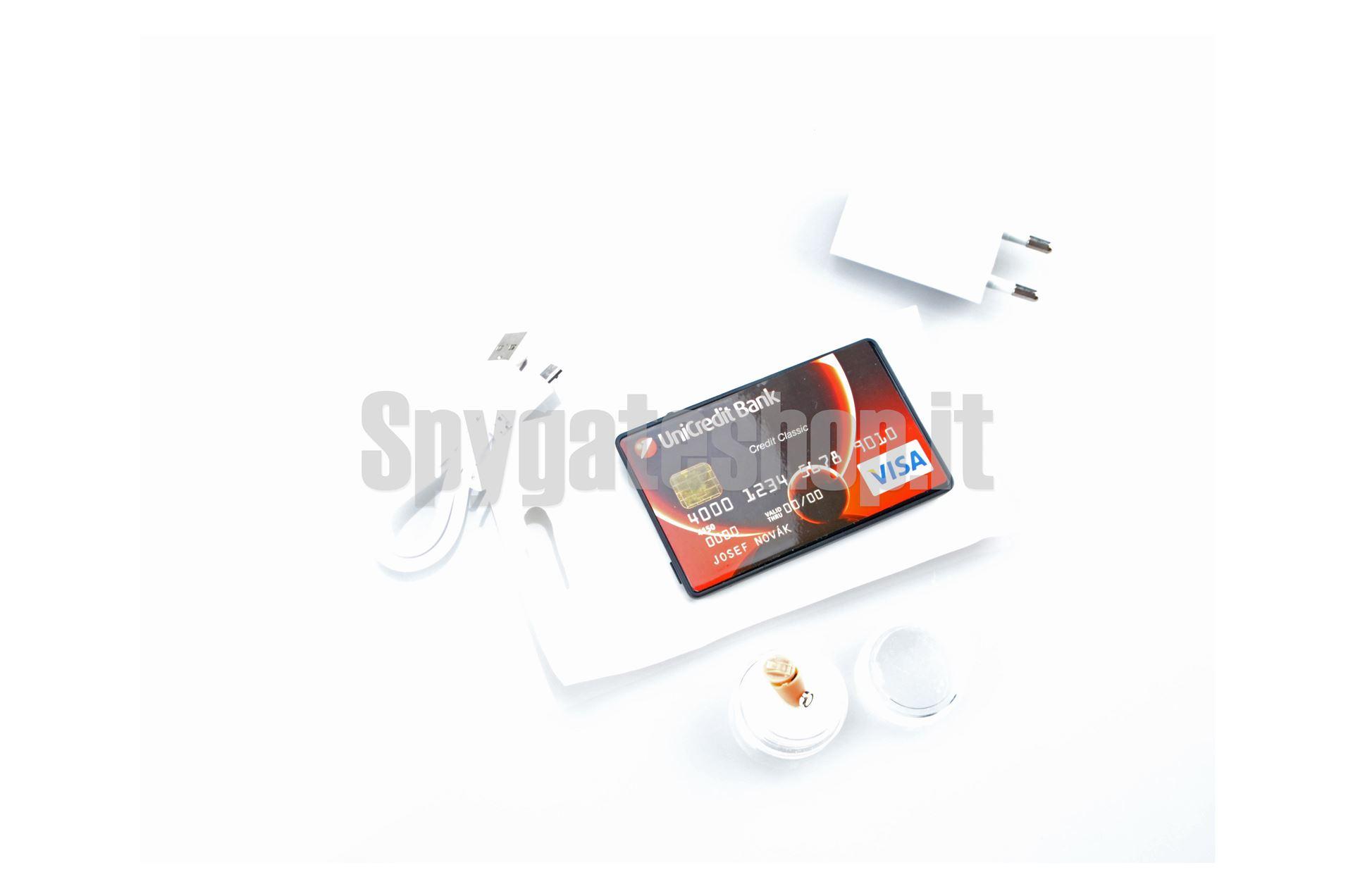 d7beebc404 Immagine di Micro Auricolare Induzione Gsm carta di credito