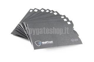 Immagine di Custodie protettive per carte di credito e bancomat